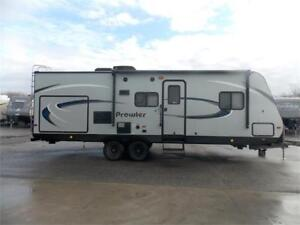 2017 HEARTLAND PROWLER 26RBK TRAVEL TRAILER