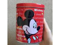 Mickey Mouse Leather Belt