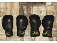 GOLD'S GYM 14 OZ Boxing Gloves.