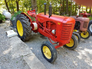 Massey Harris Model 44 Tractor (1949)