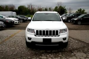 2013 Jeep Grand Cherokee Overland CERTIFIED & E-TESTED!**SUMMER