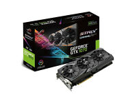 Asus NVIDIA GeForce GTX 1070 8GB ROG STRIX GAMING