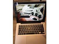 "MacBook Pro 13"" late 2011 model with Logic Pro"