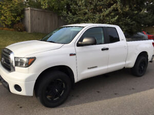 2011 Toyota Tundra Pickup Truck with ECP warranty to  2018