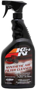 K&N Synthetic Air Filter Cleaner 32oz pump spray, NEW