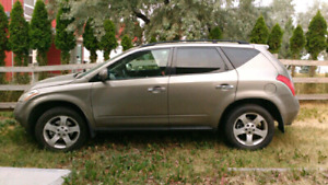 2004 Nissan Murano SL AWD Fully loaded Great for Winter!!!
