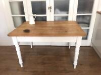 VICTORIAN TABLE FARMHOUSE FREE DELIVERY LDN🇬🇧