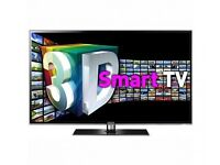 Samsung 55 inch Ultra Slim LED 3D Smart TV with WiFi & Freeview HD
