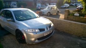 Renault megane rs sport cup 290 hp low millage 59 k