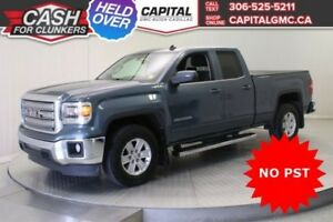 2014 GMC Sierra 1500 SLE Double Cab *Tonneau Cover-Remote Start-