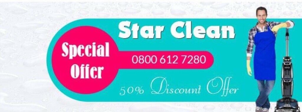 ProfessionalCarpet,Curtains,Upholstery,End of Tenancy Cleaning Services 50% OFf