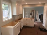 Cabinet Installers assistant