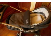 Mama's and Papa's pram, push chair and car seat system