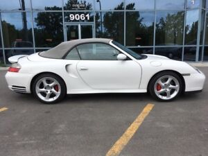 2004 Porsche 911 911 Turbo Awd x50