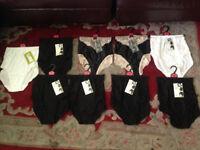 Ladies M&S underwear collection size 18 (9 pieces)
