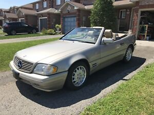 1998 Mercedes Benz SL 500