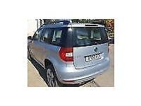 LHD 2011 Skoda Yeti 1.9 TDI 5 Door SPANISH REGISTERED