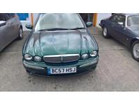 Jaguar X-TYPE 2.2D 2007MY SE
