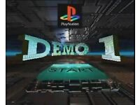 PlayStation 1 PS1 rare retro demos from Official PlayStation Magazine