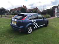 Ford Focus 1.6 108k 6 months mot drives superb
