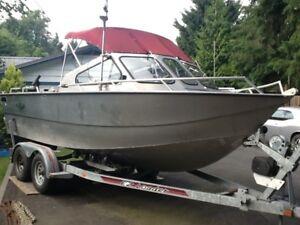 19' Argo Marine Jet Boat