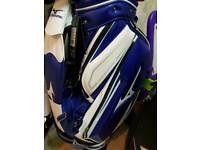 mizuno Tour Elite Staff Bag 2017 Brand new golf