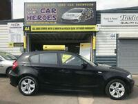 2010 BMW 116d 2.0 DIESEL SE 5 DOOR 115 £30 TAX ( AA ) WARRANTED INCLUDED