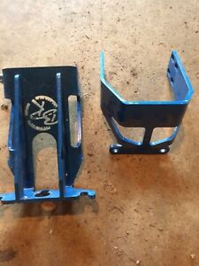 Blowfish Mustang shifter bracket