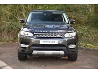 Land Rover Range Rover Sport SDV6 HSE (grey) 2015-04-11