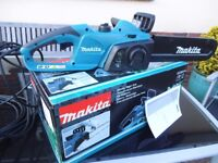 MAKITA ELECTRIC CHAIN SAW - UC3541A