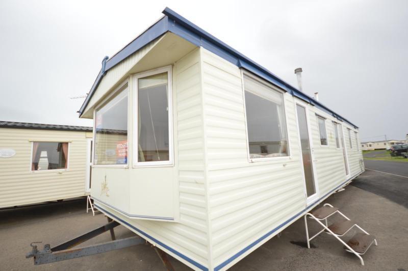 Static Caravan Isle of Sheppey Kent 3 Bedrooms 8 Berth Atlas Moonstone Super