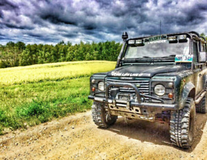 1995 Land Rover Defender Sw SUV, Crossover