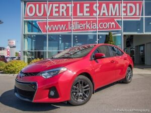 2015 Toyota Corolla S * MAGS AILERON FOGS REALLY CLEAN