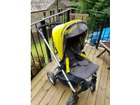 Mamma and Pappas sola 2 push chair pram