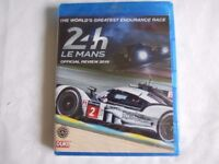 24h Le Mans: Official Review 2016 (Blu-ray Disc, 2016) UK RETAIL new sealed