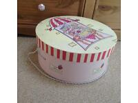 Shabby chic boxes - storage boxes!