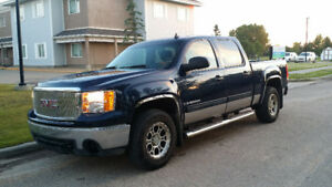 2009 GMC Sierra 1500 crewcab shortbox 4x4