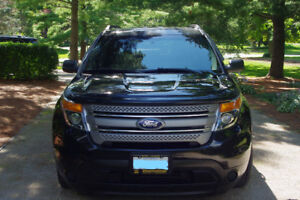 2013 Ford Explorer SUV, Crossover