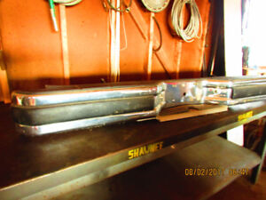 1987 Ford Pick Up Truck Bumper