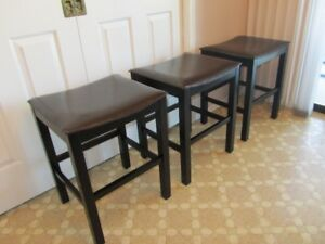 3 Bar stools for Sale $90.00 or bo
