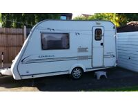 Compass Omega 360 2001 Caravan for Sale