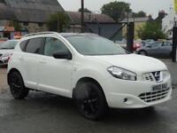 2010 Nissan Qashqai 2.0 N-TEC CVT 4WD 5dr