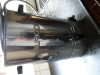 catering tea urn burco