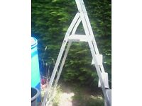 folding ladder light weight