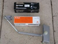 3 x new & used door closers, Briton and Eclipse PLEASE READ