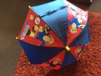 Fireman Samantha umbrella, hardly used