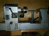 Draper wood lathe 4foot bed