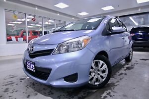 2013 Toyota Yaris LE ORIGINAL RHT VEHICLE, ONE OWNER, CLEAN CARP