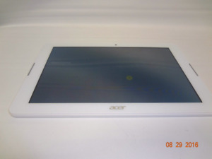 Acer 10 inch tablet 16GB parts or repair