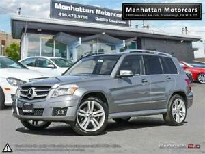 2010 MERCEDES BENZ GLK 350 4MATIC |PANORAMIC|NO ACCIDENT|PHONE